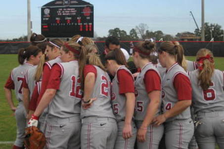 Alabama Crimson Tide Softball