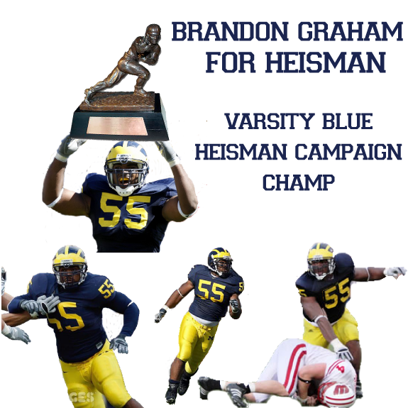 Brandon Graham for Heisman!